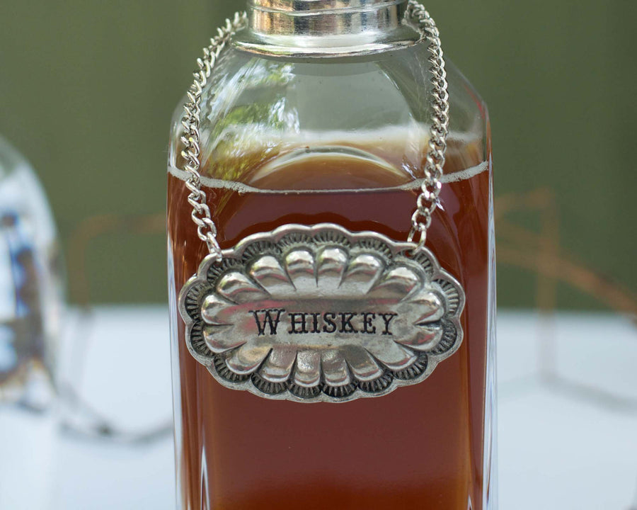 Decanter Tags - Vodka - Western  Vagabond House
