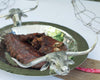 Long Horn Steer Tray - Steel