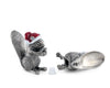 Santa Squirrels Salt & Pepper Set