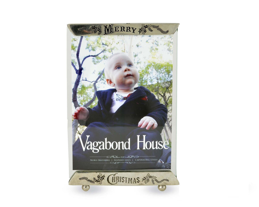 Photo Frame - Merry Christmas 8 inches  x 10 inches  Vagabond House