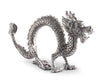 "Vagabond House Dragon Napkin Ring 4"" Wide (Sold as Single Ring)"