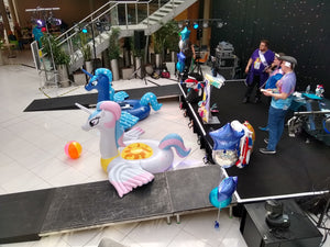 Our floats at UK PonyCon