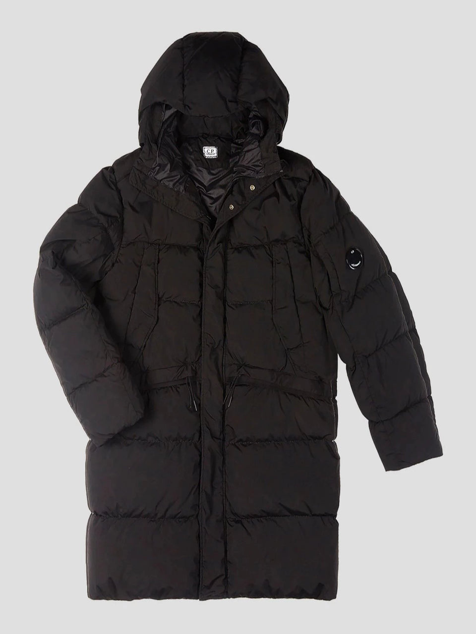 Nycra Full Length Puffer Jacket