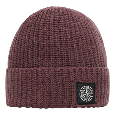 N10B5 RIBBED WOOL HAT