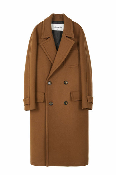 MARTINE DOUBLE BREASTED COAT