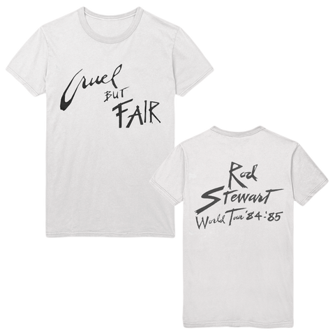 Cruel But Fair T-Shirt  + Digital Album