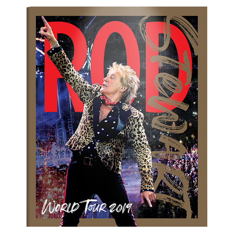 2019 World Tour Program