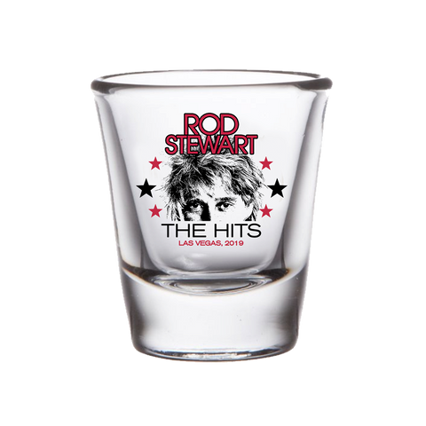 The Hits Shot Glass