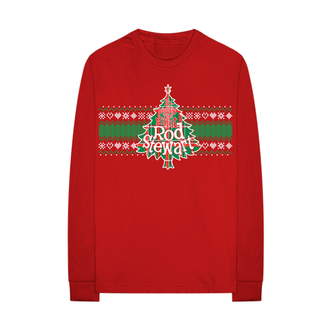 Tartan Tree Crewneck  + Digital Album