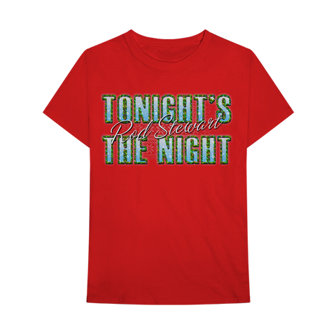 Tonight's The Night Xmas T-Shirt  + Digital Album
