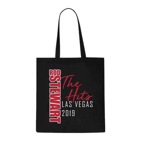 The Hits Text Tote Bag