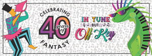40th Anniversary Banner