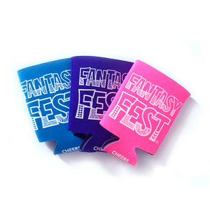 Fantasy Fest® 2017 Pocket Coolies (3 for $7.50)