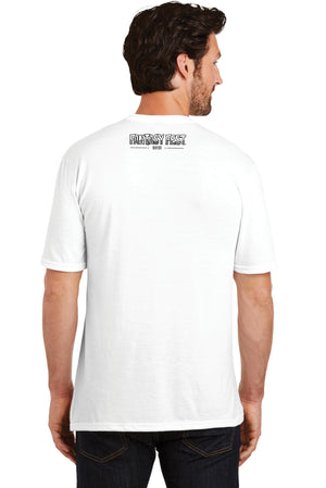 2018 Official Men's Fantasy Fest Tee Shirt - White