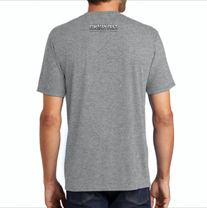 Official 2020 Fantasy Fest T-Shirt: Roaring 2020's & Future Fictions - Grey Frost