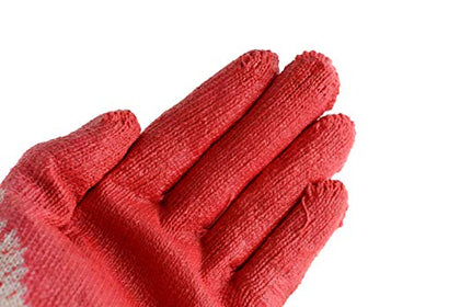 Latex Dipped Nitrile Coated Work Gloves