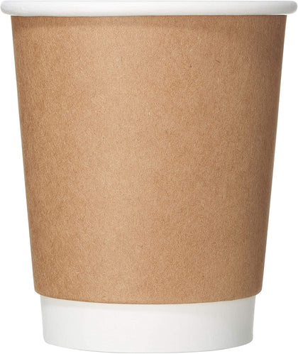 Disposable Double Wall Paper Coffee Cups