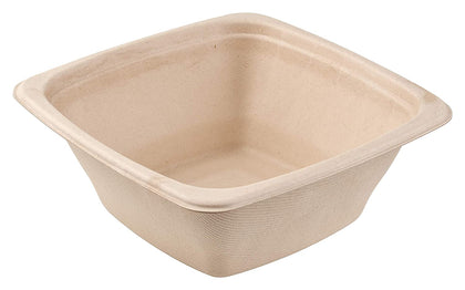 Compostable Square Container Eco Friendly Bowls
