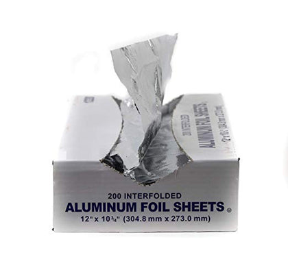 Premium Pre Cut Aluminum Foil Pop up Sheets