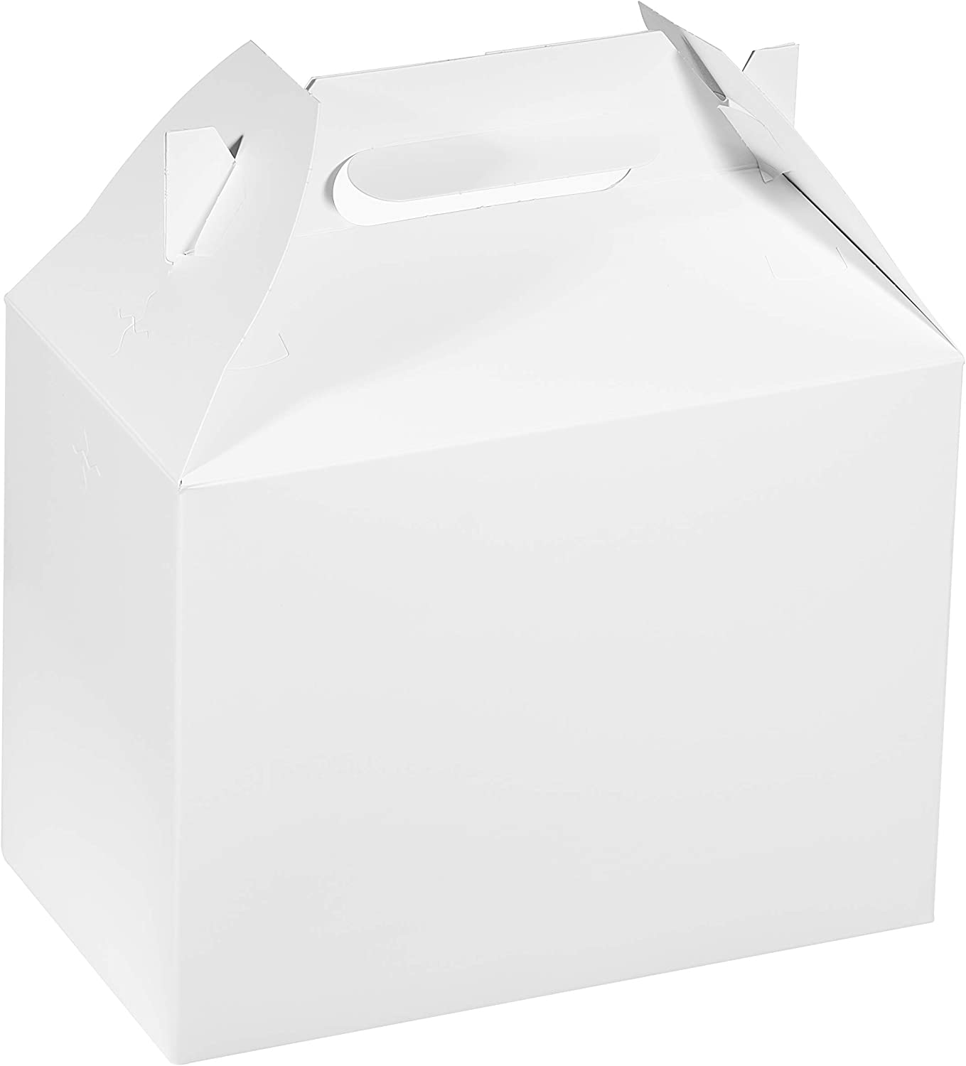 White Treat Gift Boxes