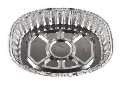 Disposable Durable Oval Roaster Pan