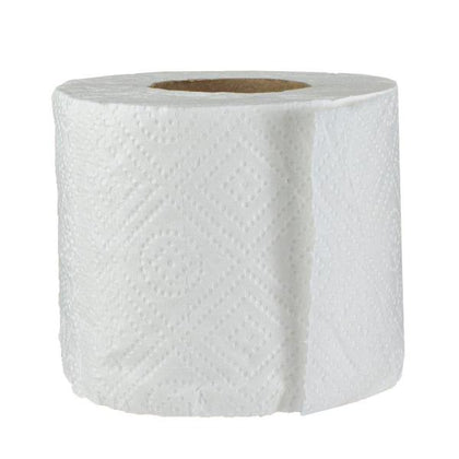 Toilet Paper 2 Ply Bathroom Tissue Soft & Absorbent Septic Safe 500 Sheet per Roll