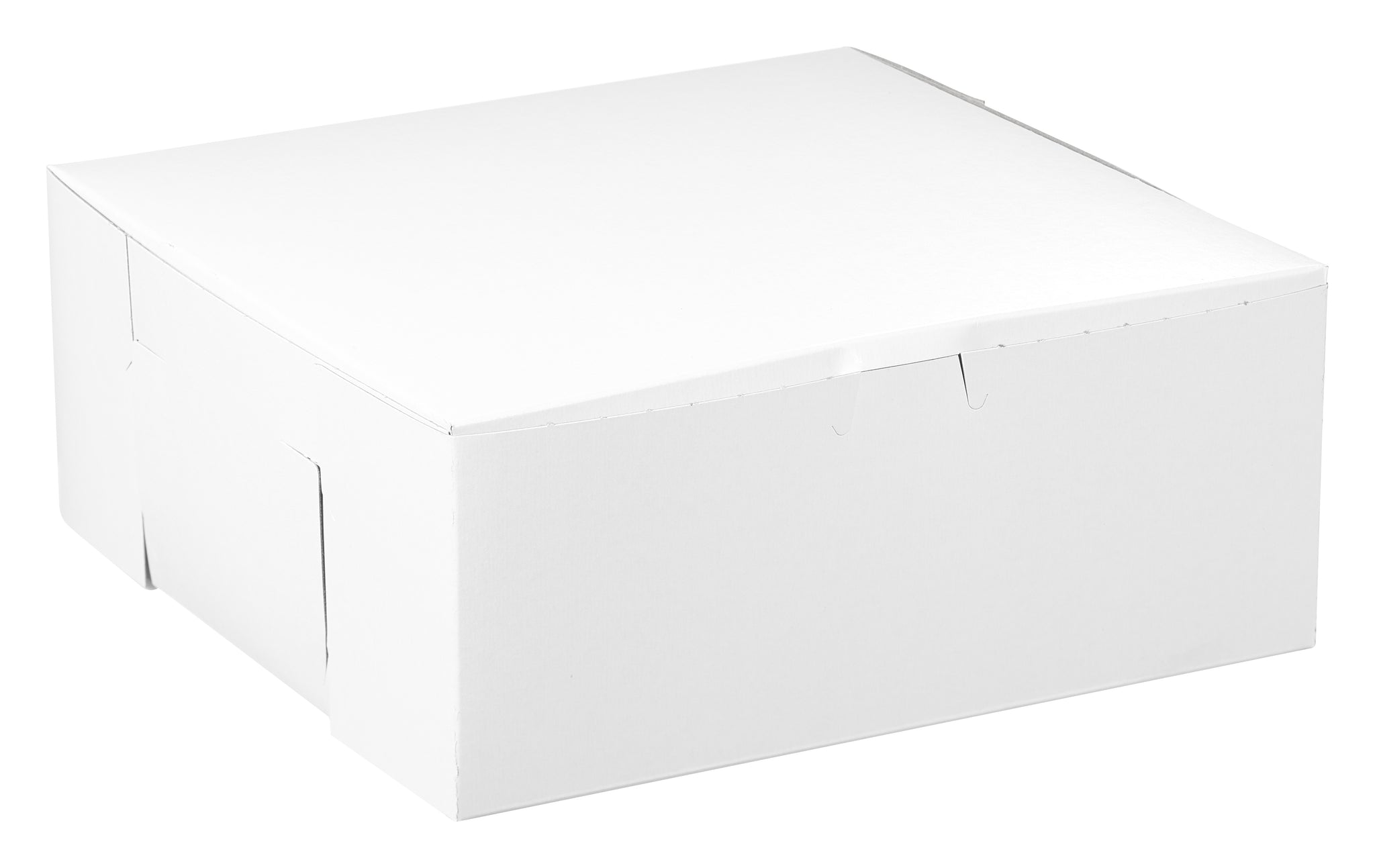 White Bakery Pastry Boxes