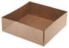 Kraft Paperboard 4 Corner Pop Up Food Tray