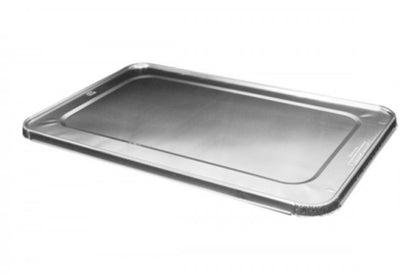 Full Size Foil Steam Table Pan Lid - 50/Case