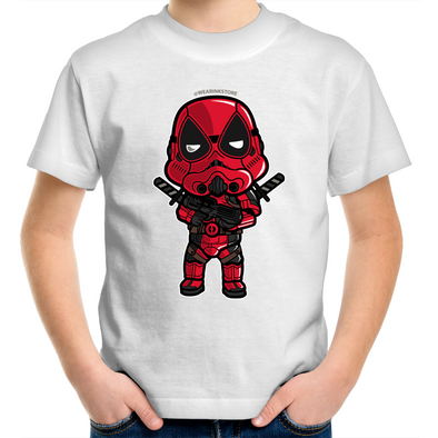 Deadtrooper - Kids Youth Tees