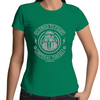 Cloned to Fight - Womens Premium Crew T-Shirt