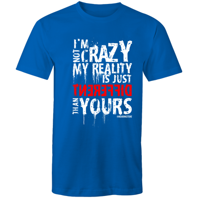 Crazy - Adults Premium T-Shirt