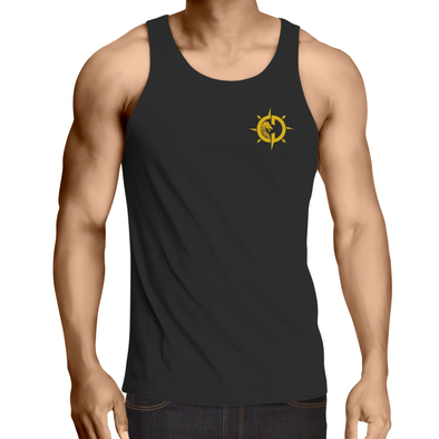 Carpe Diem (Double Feature) - Mens Singlet Top