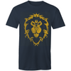 Warcraft Alliance Emblem - Adults Premium T-Shirt
