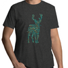 Electric Deer - Adults Premium T-Shirt