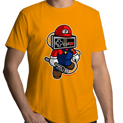 Player Head - Adults Premium T-Shirt