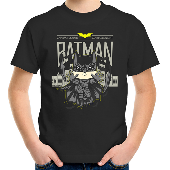 Gotham Knight - Youth Crew T-Shirt