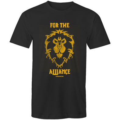 For the Alliance - Adults Premium T-Shirt