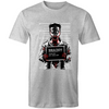 Zombie Mugshot - Adults Premium T-Shirt