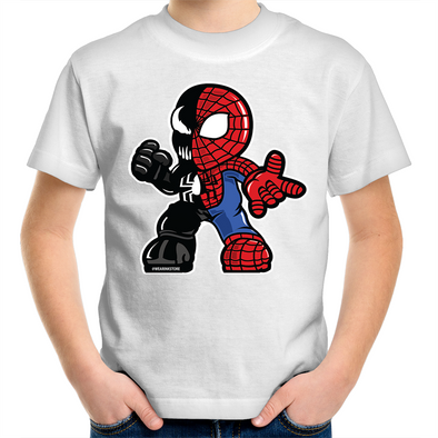 Friend or Foe - Kids Youth Crew T-Shirt