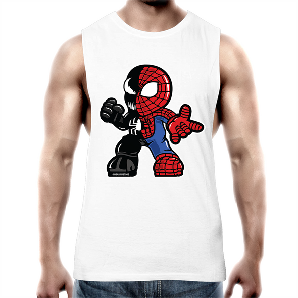 Friend or Foe - Mens Tank Top Tee