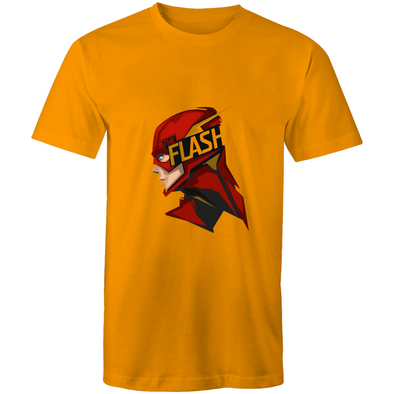 Flash Head - Adults T-Shirt