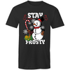 Stay Frosty - Adults Premium T-Shirt