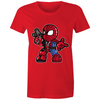 SpiderMerc - Womens Crew T-Shirt