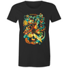 Nintendo Mayhem - Womens Crew T-Shirt