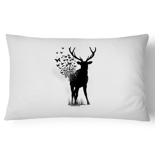 Pillowcase: Deer Butterfly