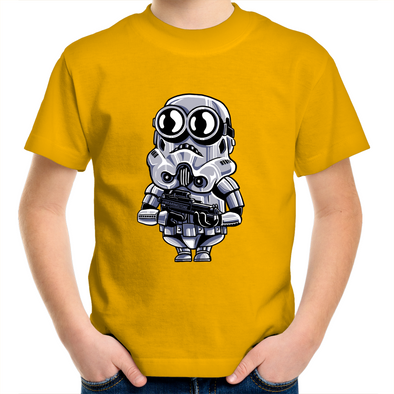 Miniontrooper - Kids Youth Tee
