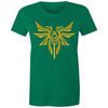 Legend of the Sword - Womens Crew T-Shirt