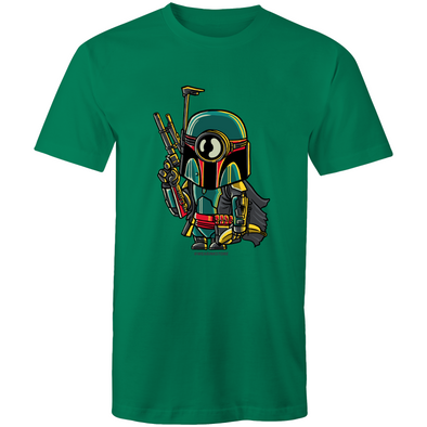 Minion Bobba Fett - Adults Premium T-Shirt