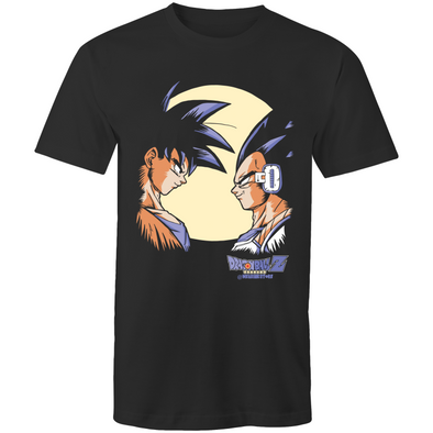 Goku vs Vegeta - Adults Premium T-Shirt